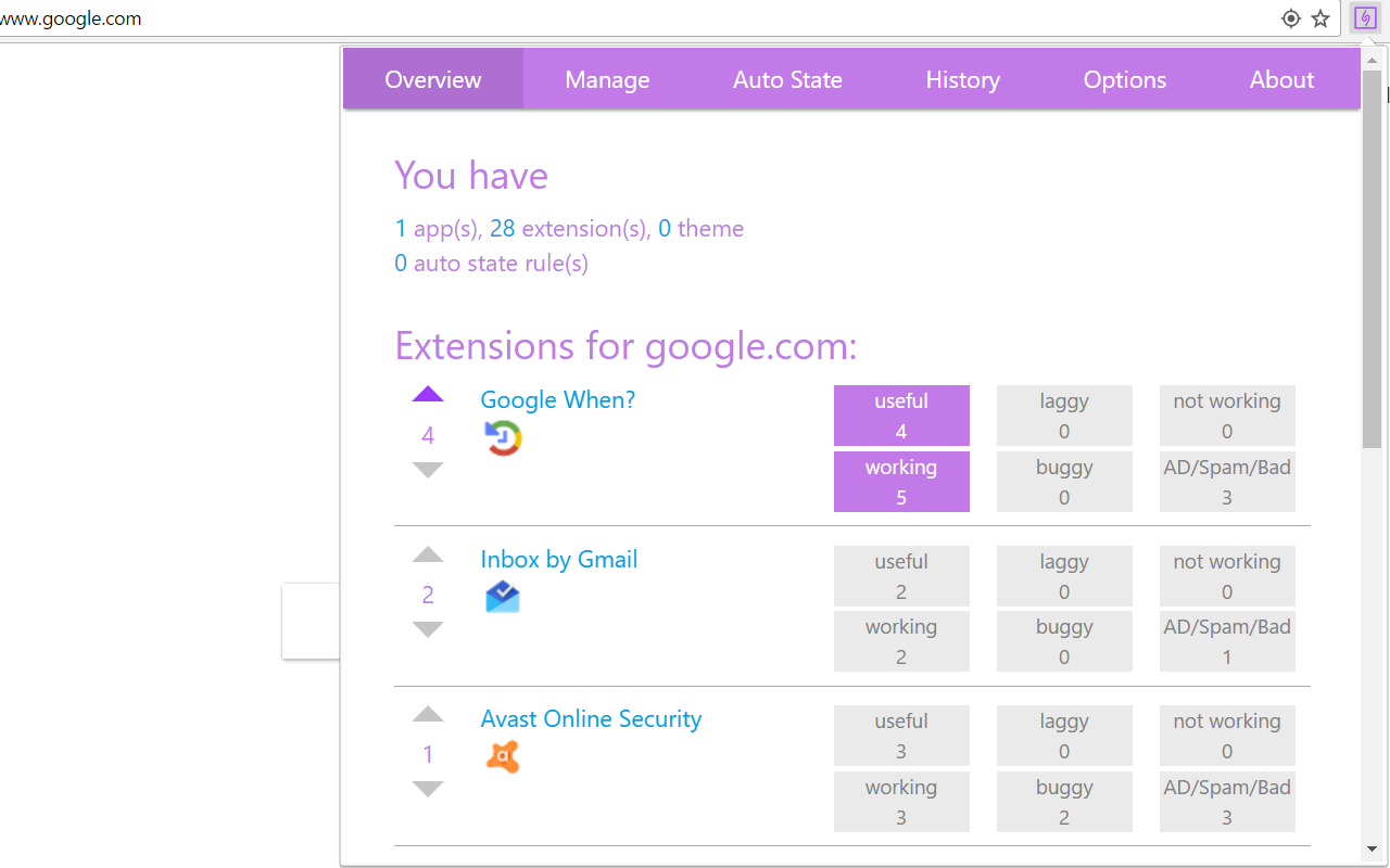 Gmail theme extension - You Can Also Upvote Or Downvote Extensions You Like Or Tag Them So Others Know How Good That Extension Is